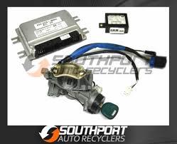 kia rio ecu engine computer ignition kit 1 5 a5d manual 07 2000 07