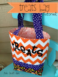 halloween treat bag craft halloween