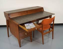 vintage drexel desk by john van koert at 1stdibs