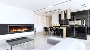 vita fireplaces by cf d vapor fire burner technology youtube
