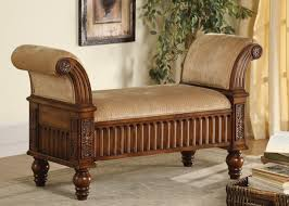 bench rolled arm bench in beautiful furniture modern backless