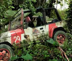 jurassic world jeep jurassic world top o the food chain or monstrous pretender