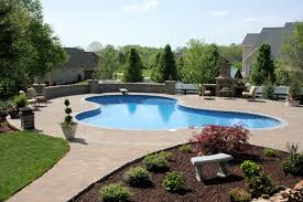 matrix swimming pool and belgard urbana pavers stately scapes