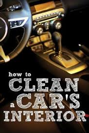 What Best To Clean Car Interior How To Detail Your Car Yourself Page 6 Of 7 Car Upholstery