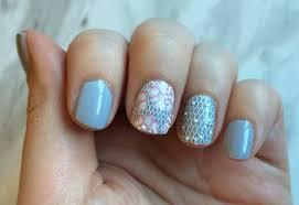 nail art mary kay into the garden nail appliques workaday beauty