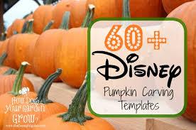 disney pumpkin carving ideas disneyside