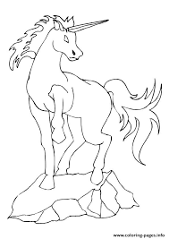 shadhavar unicorn coloring pages printable