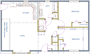 floor plan door floor plans south dakota housing development authority