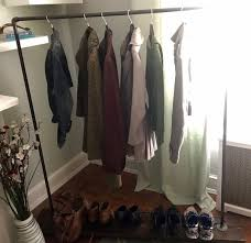 mobile coat closet for under 60 hometalk