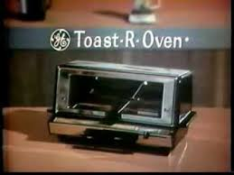 Toast In Toaster Oven Vintage 1966 General Electric Toaster Oven Commercial Toast R