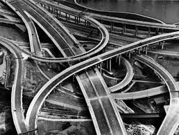 these photos of freeway spaghetti junctions are oddly mesmerizing