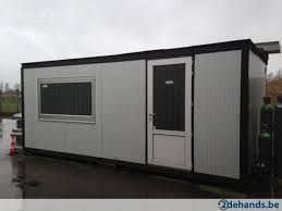 bureau container bureau container te koop 4 000 in roeselare 2dehands be