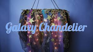 Steven Cohen Chandelier This Diy Galaxy Chandelier Will Really Improve Your Space