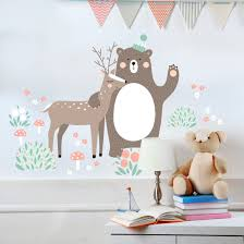 wall stickers the original on your deco shop co uk product picture wall decal children s pattern forest