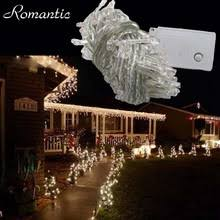 Outdoor Garland With Lights by Popular 100 Warm White Led Fairy Lights Buy Cheap 100 Warm White