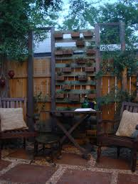 Screen Ideas For Backyard Privacy by This