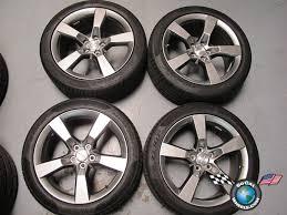 stock camaro rims 2010 12 chevy camaro factory 20 hypersilver wheels tires oem rims