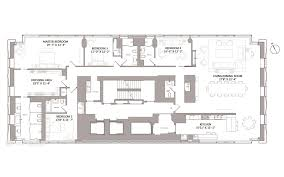 Stahl House Floor Plan New York City Homes For Rentals Town Residential