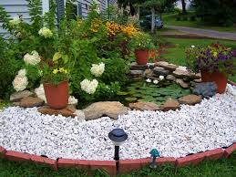 Garden Pond Design Ideas Home Interior Decorating Ideas Intended