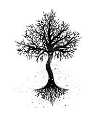 small black tree of design by lethal affection 2