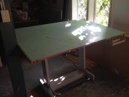 Leonar Drafting Table Free Drafting Table Desk Professional Italian Leonar Brand
