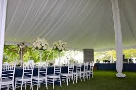 tent draping dover rent all tents events rental products