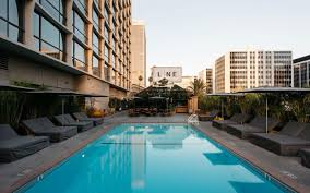 Top 10 Hotels In La Top 10 The Best Budget Hotels In Los Angeles Telegraph Travel