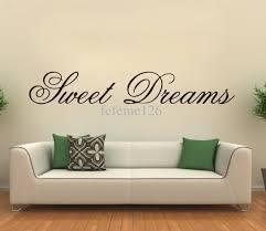 modern wall sticker sweet dreams vinyl art mural living room see modern wall sticker sweet dreams vinyl art mural living room see larger image