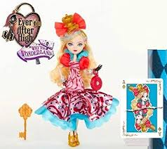 Ever After High Apple White Doll Ever After High Way Too Wonderland Apple White Doll Buy Me A Doll