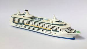 royal caribbean voyager of the seas cruise ship ornament flickr