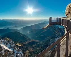 imagenes impresionantes de paisajes naturales 5 paisajes que te enamorarán 1 puente sobre el glaciar dachstein