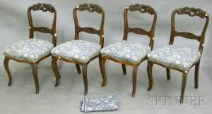 Victorian Upholstered Chair Search All Lots Skinner Auctioneers