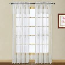 Lace Curtains And Valances Remarkable Curtains With Attached Valance And Easy Style Carly
