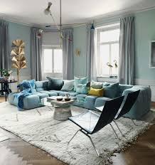 colourful scandinavian home bang interiors