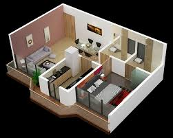 simple one bedroom house plans 25 one bedroom house apartment plans