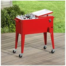 Sams Patio Heater by Patio Ideas Patio Cooler Cart Ice Chest Rolling Party Outdoor
