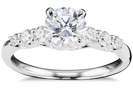 wedding ring trends the engagement ring trends for 2017 bridalguide