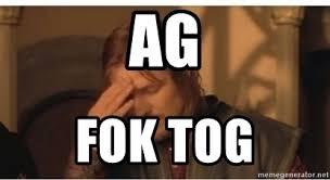 Facepalm Meme Generator - boromir facepalm meme generator mne vse pohuj