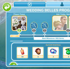 wedding cake sims freeplay the sims freeplay wedding belles live event the girl who