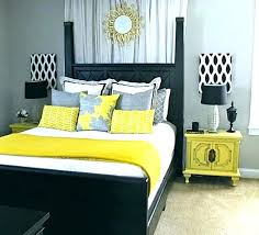 bedrooms decorating ideas yellow bedroom decor black white and yellow bedroom ideas furniture