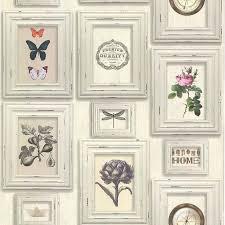 papier peint lutece cuisine papier peint cadre multicolor 51144203 de la collection