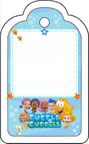 219 best bubble guppies printables images on pinterest bubbles