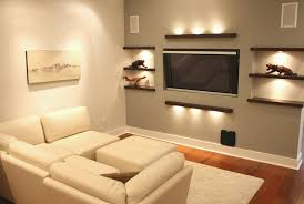 Small Tv Room Ideas With Good Lighting Design Decolovernet Small - Ideas for small family room
