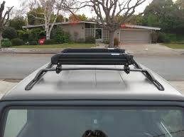 jeep comanche roof basket your drill into hard top for roof rack jeepforum com