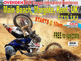 action motocross margate gets ready for beachcross action motohead