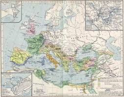 Rome World Map by Rome Territorial Expansion 264 Bc 192 Dc Full Size