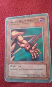 i just recently uploaded pictures of my fake yu gi oh card