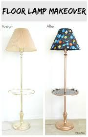 Rice Paper Floor Lamp Target by 25 Unique Floor Lamp Makeover Ideas On Pinterest Nautical Floor