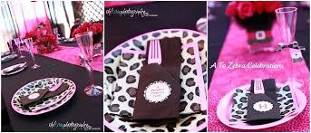 cheetah print party supplies pink brown leopard print party supplies best cheetah themed bridal