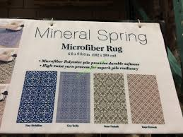 Safavieh Rugs Costco Mineral Springs Microfiber Area Rug 6 U0027 X 9 U00276 U201d U2013 Costcochaser